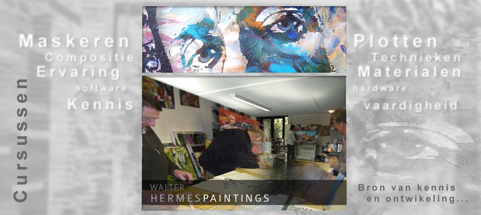 Tweede cursusfoto - Walter Hermes - hermespaintings.nl