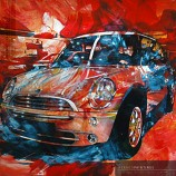 High Resolution Art Download - hermespaintings.nl - Mini Cooper - Car - Automotive