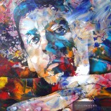 High Resolution Art Download - hermespaintings.nl - self portrait