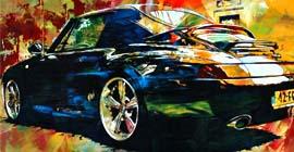 "HomePage Highlight Foto ""Porsche"" - onderwerp ""Inspiratie"""