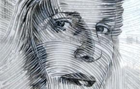 Portfolio Foto - Portret Mirjam Brouwer - Atelier - door hermespaintings - Walter Hermes
