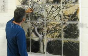 Portfolio - 16-luik zestienluik Walter Hermes - Atelier - figuratieve kunst Oss - figuratief kunstschilder - Walter Hermes - hermespaintings